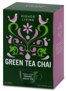 Higher Living Teas