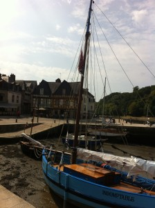 quay at Auray