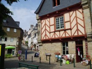Rue de Château Auray