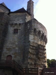 castle in vannes