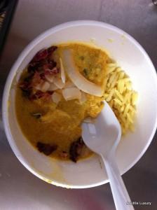 M Kitchen Chicken Korma