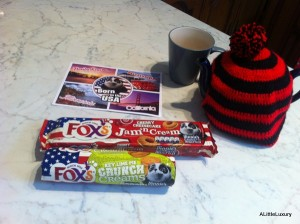 Born in the USA Fox's Biscuits