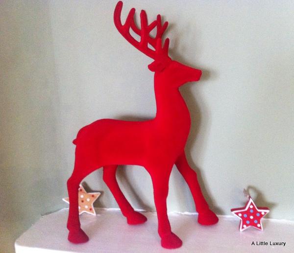 Tesco Christmas Decorations