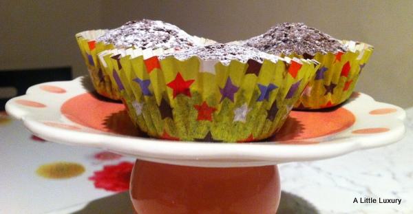 Chocolate Fairy Cakes Using Cocoa