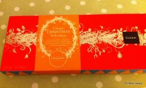 Hotel Chocolat Sleekster Classic Christmas Selection