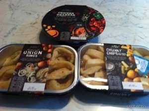 Chilled prepared meals