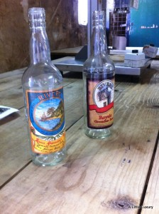 River Antoine Rum Bottles