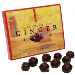 Beech's Fine Chocolates Dark Chocolate Gingers