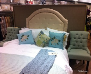 Home Sense bedding