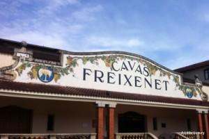 Freixenet Winery Sant Sadurní d'Anoia