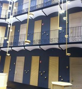interior   Hotel España