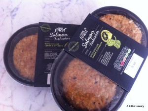 Tesco Limited Edition Fish Cakes