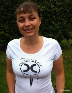 your dreamcatcher tee shirt
