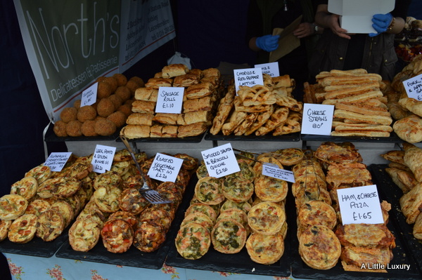 choice of breads