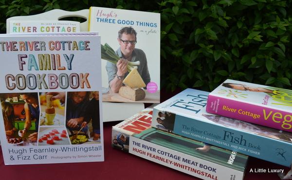 Hugh cookbooks