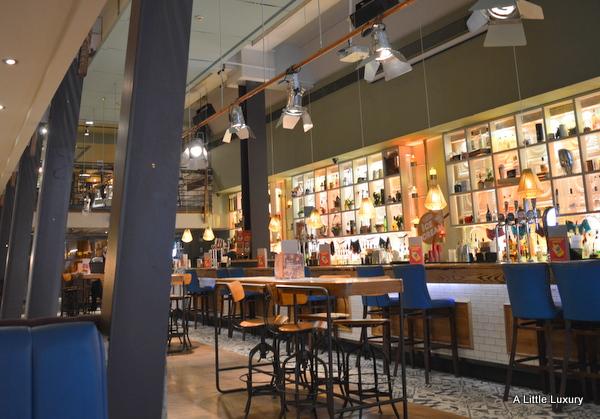 Revolution Bar Birmingham