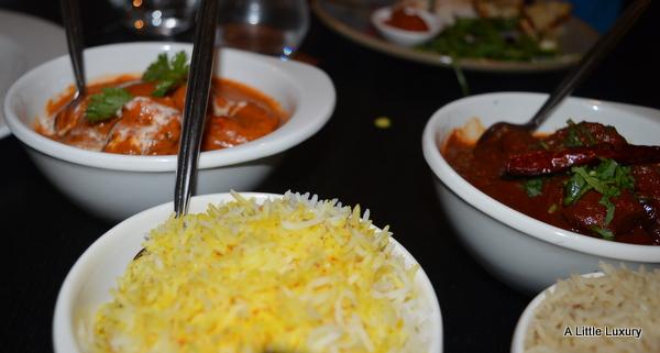 Praza edgbaston food