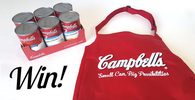 Win with Campbell's Soup