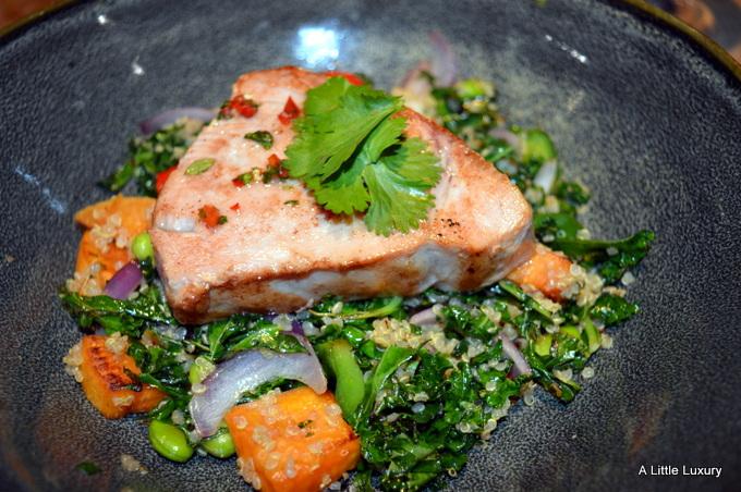 wagamama summer menu tuna