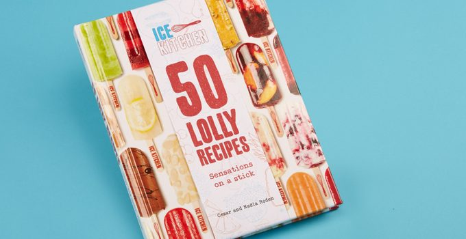 Win A 50 Lollies Recipe Book