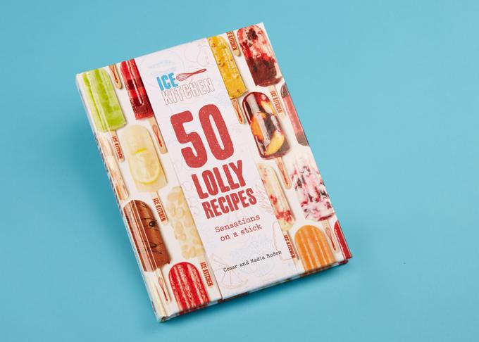 50 lollies recipe book