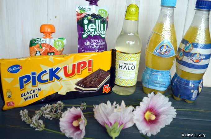 degustabox contents pick up orangina