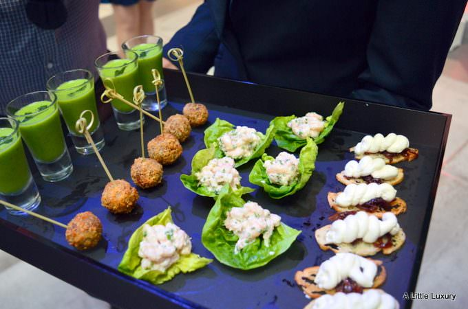 miss saigon canapes