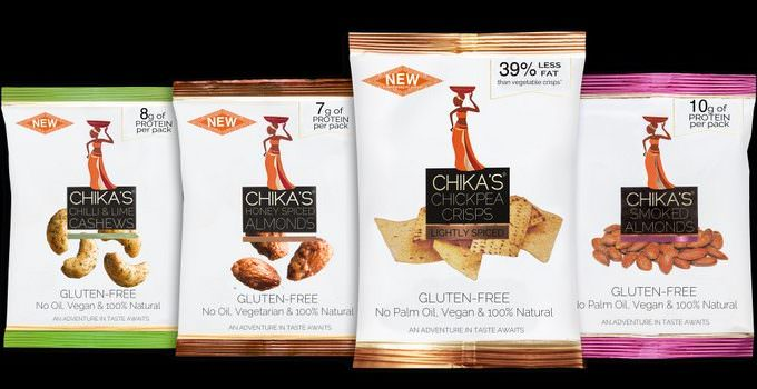 Chika's Snacks Review and Giveaway