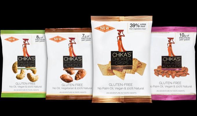 Chika snacks