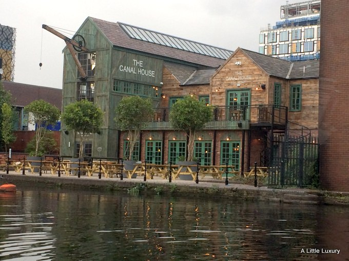 The Canal House Brindley