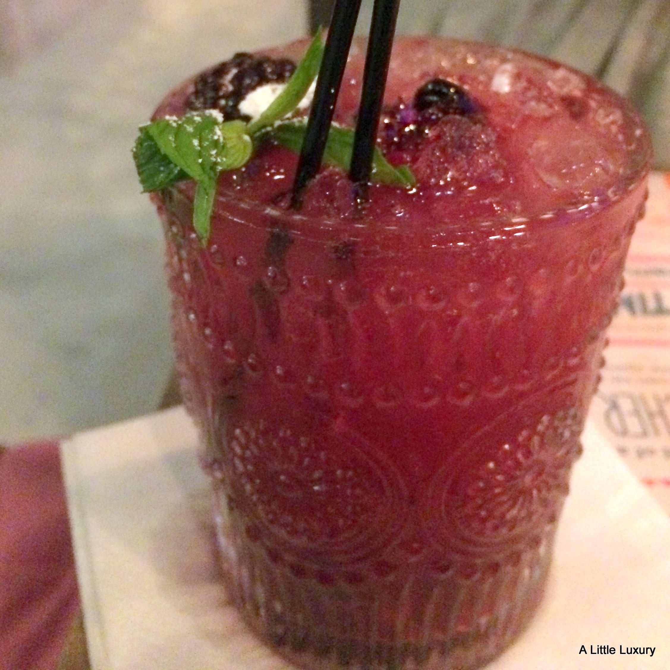 cocktails tamatanga
