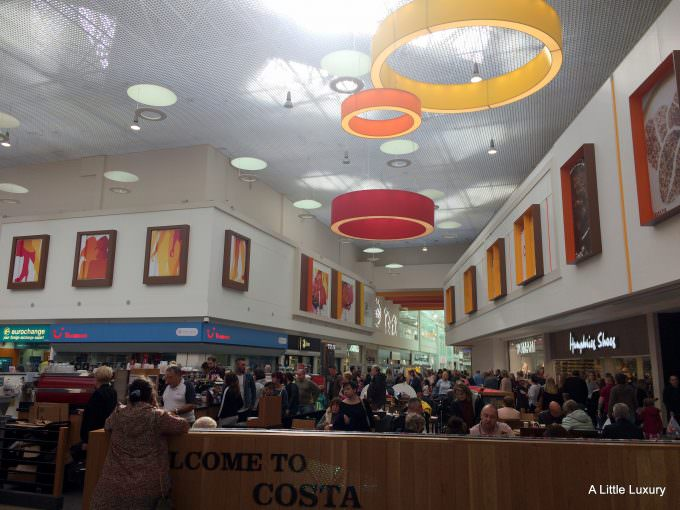 kingfisher shopping centre redditch