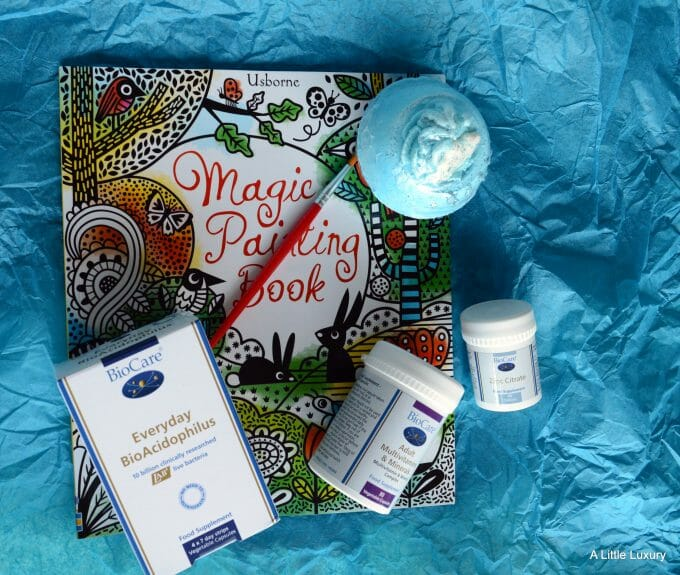 biocare supplements and winter care package
