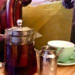 tea pot at why not coffee bearwood