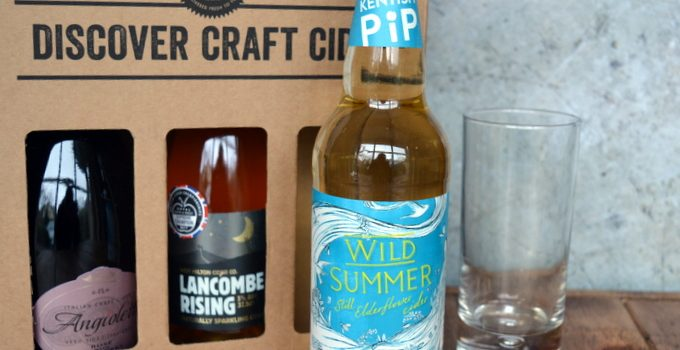 Crafty Nectar's Craft Cider Subscription Club
