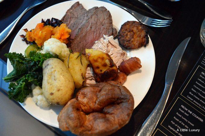 Park Regis Roast Dinner