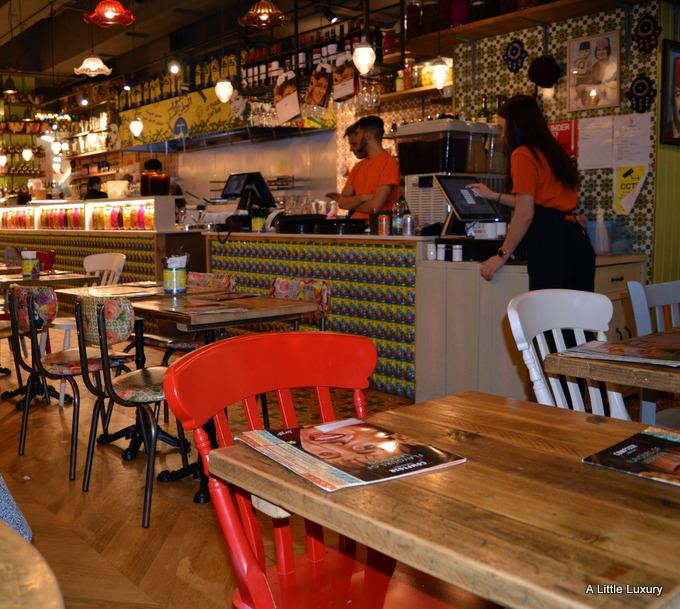 comptoir libanais birmingham
