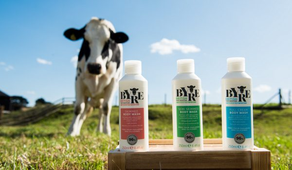Win A Set Of Byre Body Washes #Ad