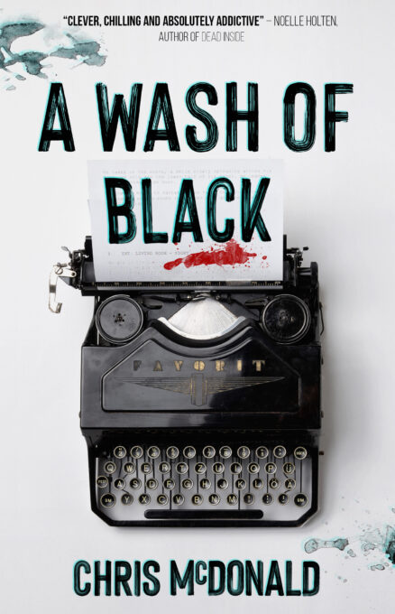 A Wash Of Black