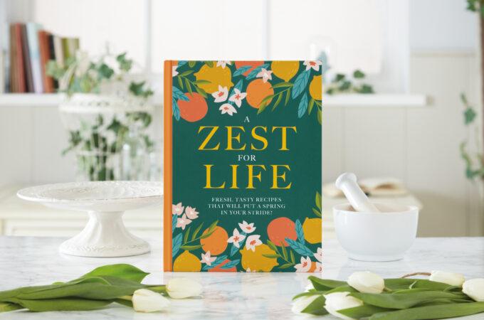 zest for life cookbook