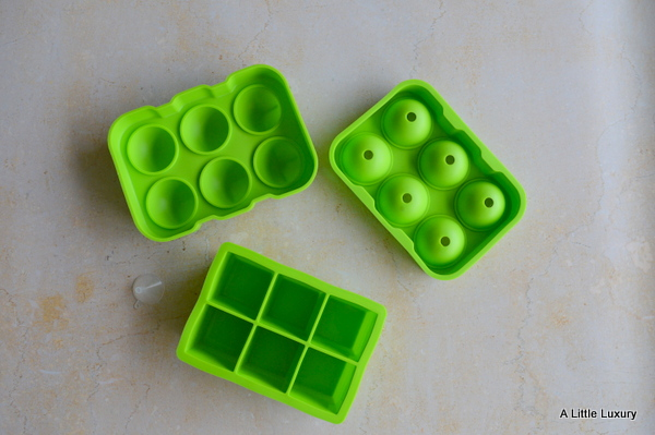 large ice cube trays