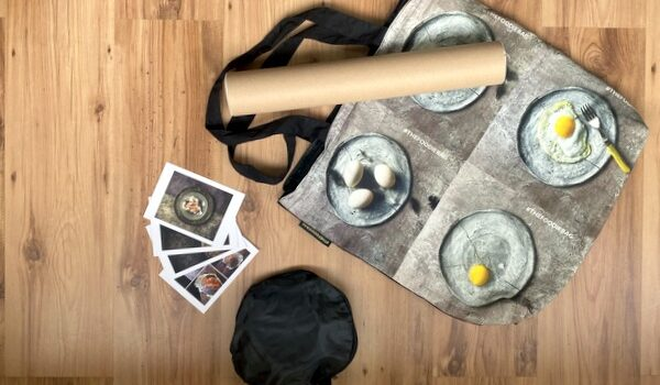 The Instagram Bag from Paper Bag Co #Ad