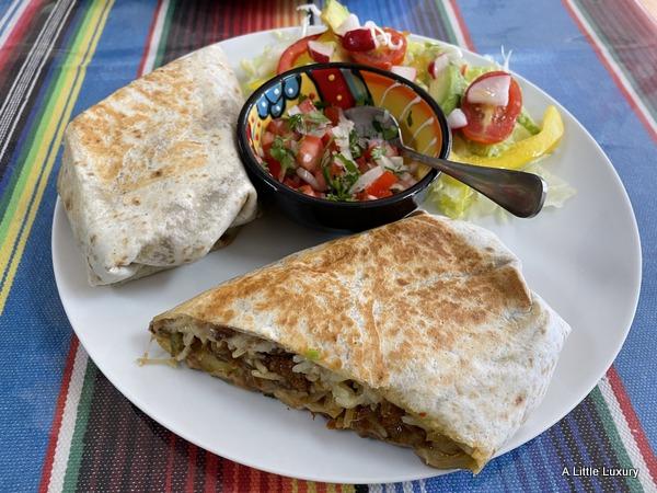 burritos a la mexicana
